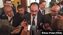 Cumhurbaşkanlığı Sözcüsü İbrahim Kalın (Arşiv)