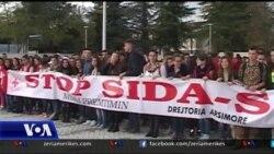 Shqipëria me 87 raste të reja me HIV / AIDS