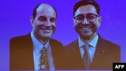 طب کے شعبے میں نوبیل انعام حاصل کرنے والے امریکی سائنس دان ڈیوڈ جولیئس اور آرڈم پیٹاپوشن کا کام 'سومیٹو سینسیشن' کے شعبے پر مرکوز ہے۔