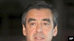 سهرهک وهزیری فهرهنسا فرانسوا فیۆن، (ئهرشیفی وێنه)