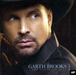 Garth Brooks' 'The Ultimate Hits' CD