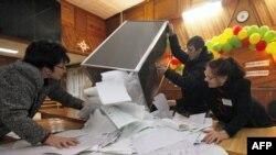 Parlamentarni izbori u Rusiji održavaju se danas