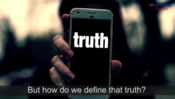 News Literacy Lesson 3: Establishing the Truth
