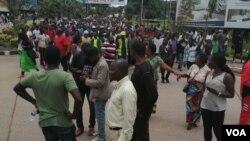 Rakyat Malawi keberatan atas kebijakan lockdown (foto: ilustrasi).