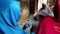 Nigeriyada minlərlə qadın ərləri və oğullarının azad edilməsini gözləyir