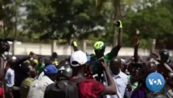 Angolano vence Tour du Fasu