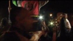 2012-11-22 美國之音視頻新聞: 加沙和以色列在停火生效後氣氛平靜