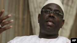 Macky Sall, président-élu du Sénégal.