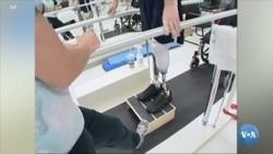 AQShning nogiron harbiylari va faxriylari uchun zamonaviy protezlar