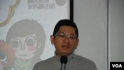 香港中文大學教育行政與政策學系副教授謝均才 (美國之音湯惠芸)