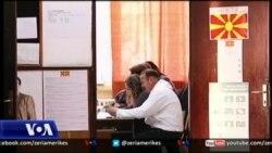 Retorikë e ashpër zgjedhore në Maqedoni