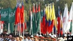 버마 독립기념일 행사 (자료사진)