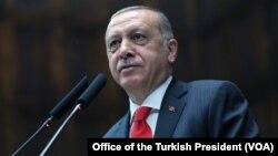 Presiden Turki, Recep Tayyip Erdogan