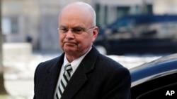 Mantan direktur CIA Michael Hayden.