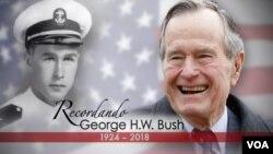 美国前总统老布什(39图)