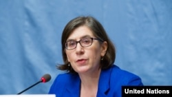 """Birleşmiş Milletler İnsan Hakları Yüksek Komiserliği Sözcüsü Elizabeth Throssell yaptığı açıklamada, """"Türkiye'de insan hakları savunucularının keyfi bir şekilde tutuklanıp, gözaltına alınmalarından ciddi kaygılar taşıyoruz"""" dedi"""