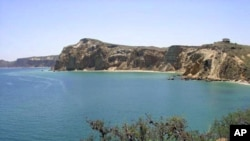 Orla costeira de Benguela