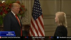 Intervista e Presidentit Trump për Zërin e Amerikës