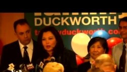 Tammy Duckworth has won the Congressional