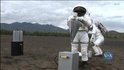 НАСА залучає студентів до розробки скафандрів для польотів на Марс. Відео