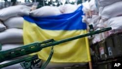 Arhiva - Položaji ukrajinske vojske u blizini Donjetska, istočna Ukrajina, 25. avgust 2016. Izjave ukrajinskog ambsadora u Srbiji o dobrovoljcima iz Srbije koji se bore na strani proruskih znaga na istoku Ukrajine pokrenule su niz diplomatskih reakcija između dve zemlje.