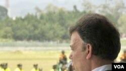 Presiden Kolombia Juan Manuel Santos