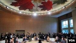 KTT para pemimpin G-8 di Muskoka, Kanada 26 Juni 2010.