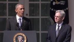 Obama amteua Merrick Garland kuwa jaji mkuu