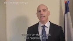 Relações Angola / Israel beliscadas
