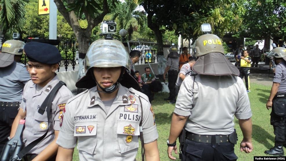 Bantu Ungkap Kasus dan Antisipasi Pelanggaran, Polisi di Solo Dipasangi Kamera Pengawas