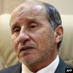 """Muxolifat yetakchisi Mustafo Abdul Jalil """"Qaddafiy baribir ketadi"""" deydi"""