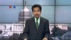 Warga Indonesia di AS Nonton Bareng Pelantikan Presiden Jokowi