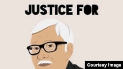 Justice for Vicha Ratanapakdee
