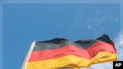 تجلیل از بیست و یکمین سالروز اتحاد دوبارۀ آلمان