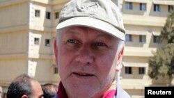 賽爾斯托姆為首的聯合國小組較早前在敘利亞進行了兩週的調查。