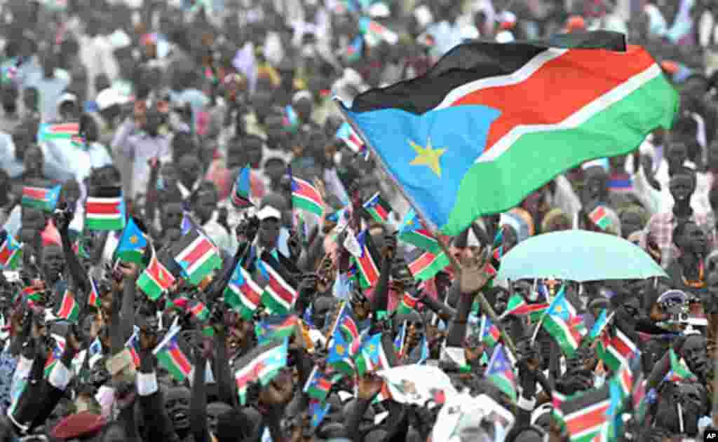 Sawirro: Dalka Cusub ee Koonfurta Sudan
