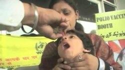 Для искоренения полиомиелита требуется решающее усилие