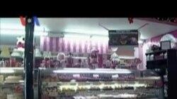 Toko Cupcakes Khas Super Bowl - VOA Sports