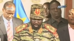 Overnight Curfew Declared Amid Unrest in South Sudan