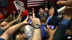 川普在新泽西州竞选(2016年5月19日)