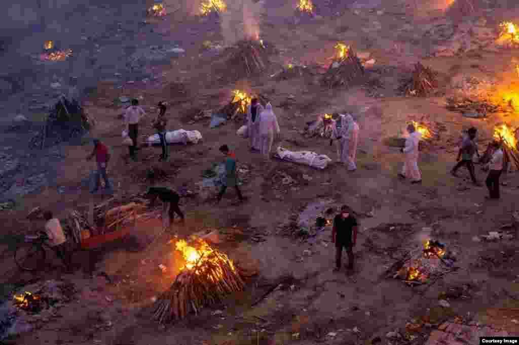 مبتلایان کووید۱۹ در هند از مرز ۲۱ میلیون گذشت