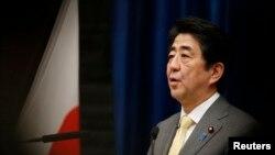 PM Jepang Shinzo Abe (Foto: dok).