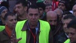 «کاروان آزادی» متشکل از فعالان سوريه اجازه ورود به کشور نيافت