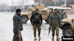 Đánh bom tự sát ở Kabul, 11 binh sĩ Afghanistan chết hôm 29/1/2018.