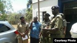 Maafisa wa usalama Kenya