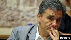 Novi ministar finansija Grčke, Euklid Cakalotos