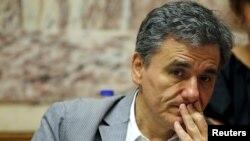 Yunanıstan Maliyyə naziri Evklid Tsakalotos