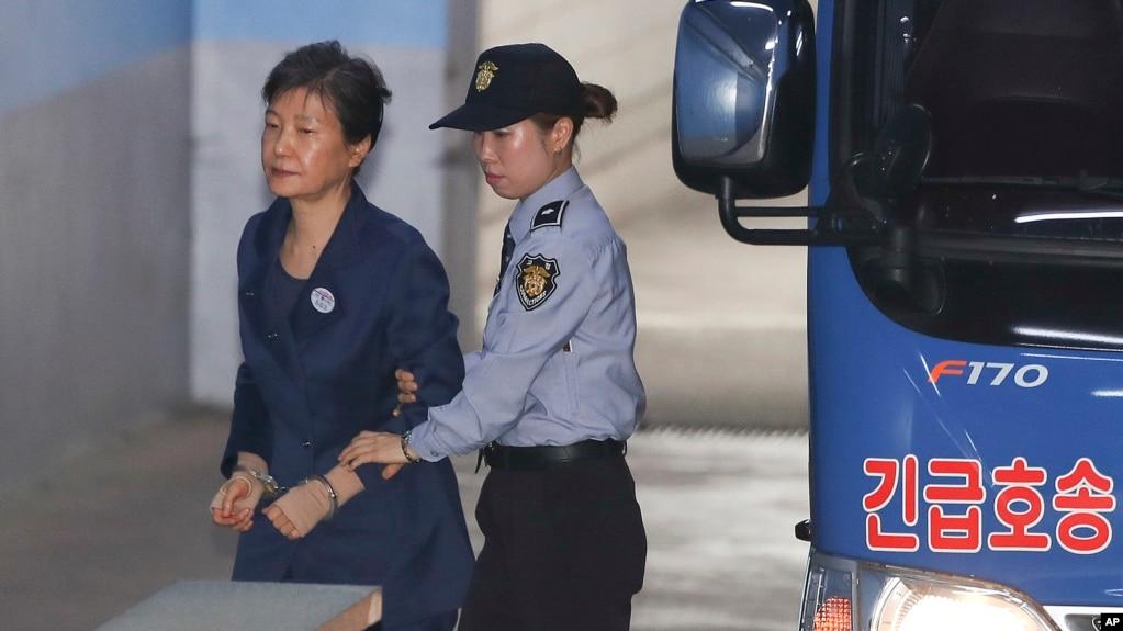 Transcript Of South Korean President Park Geun Hye S Sch