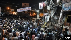 Explosions Rock Southern Indian City