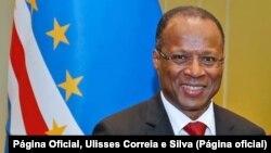 Ulisses Correia e Silva, primeiro-ministro de Cabo Verde e presidente do MpD